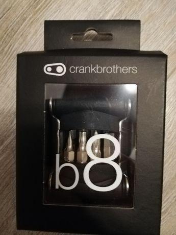 Klucz wielofunkcyjny multitool CrankBrothers B8