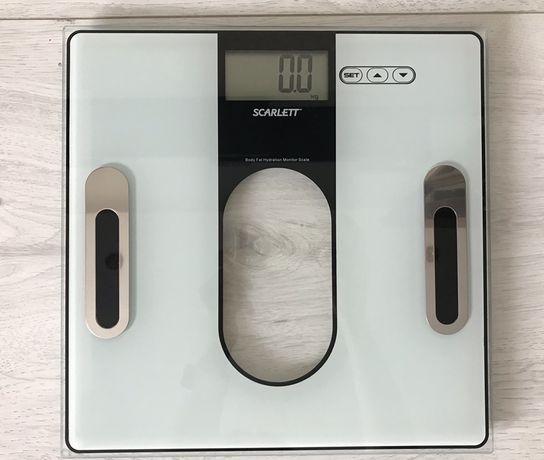 Весы напольные Scarlett SC-212 (SMART)