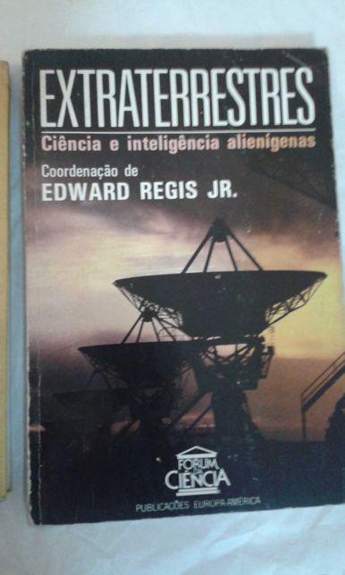 Extraterrestres - Ciência e inteligência alienígenas.
