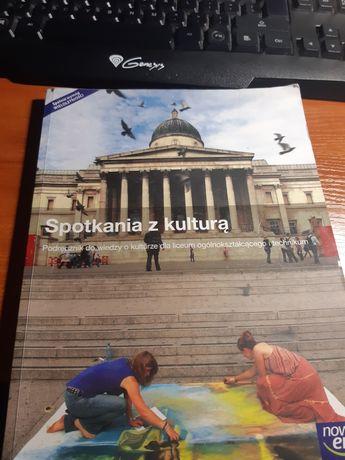 Podręcznik spotkanie z kulturą