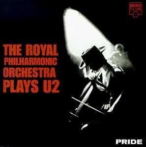 (CD) U2 - The Royal Philharmonic Orchestra Plays U2 - RARIDADE