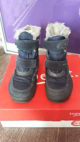 Зимние ботиночки для девочки Superfit 32p.