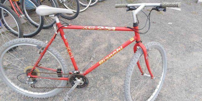 горный велосипед Bianchi