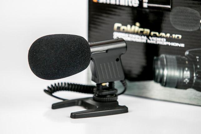 mikrofon do kamer i aparatów