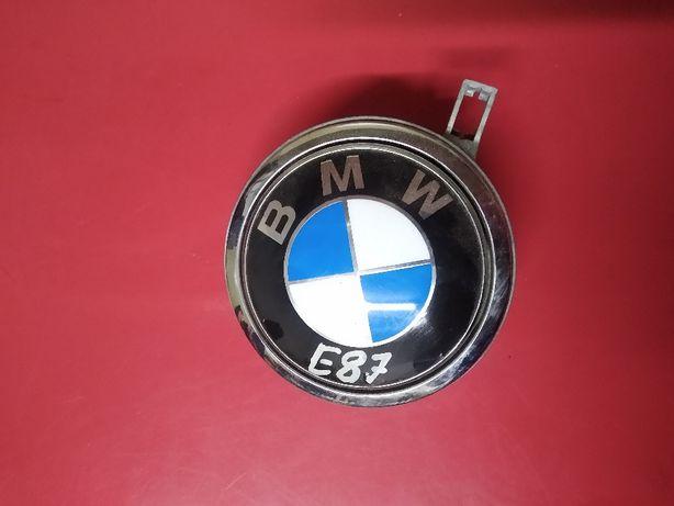 BMW E87 E81 Znaczek Klamka Klapy tył