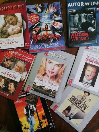 9 Filmów DVD różne