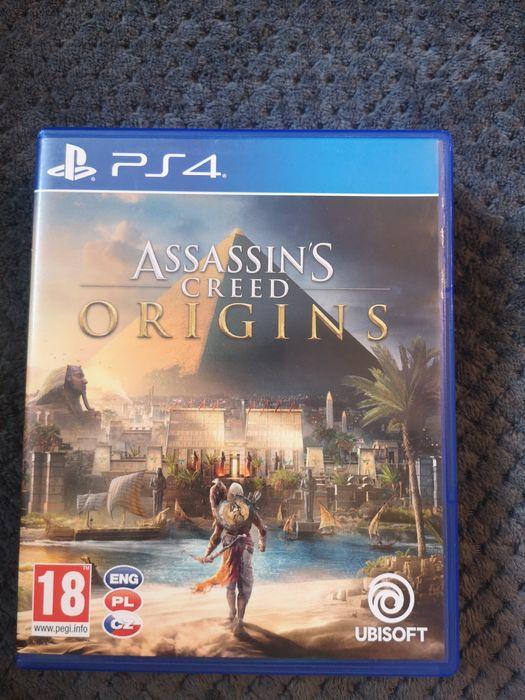 Assassins Creed Origins PS4 Zelów - image 1