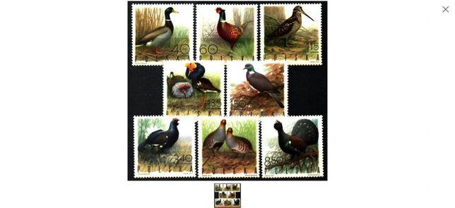 Fi 1841-48** Ptaki łowne, seria 1970