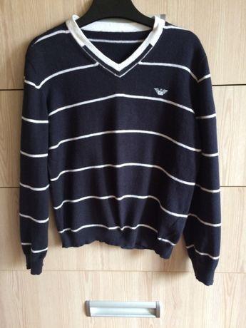 пуловер Armani Junior 6-8 лет оригинал