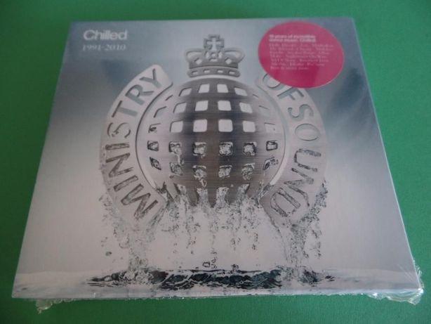 CD Novo e Selado Ministry of Sound (V66)