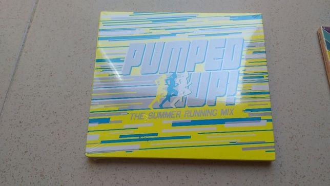 Pumped Up - summer running mix 3 cd's selado