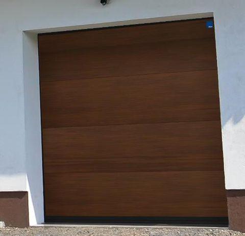 Brama garażowa segmentowa NICE - na wymiar