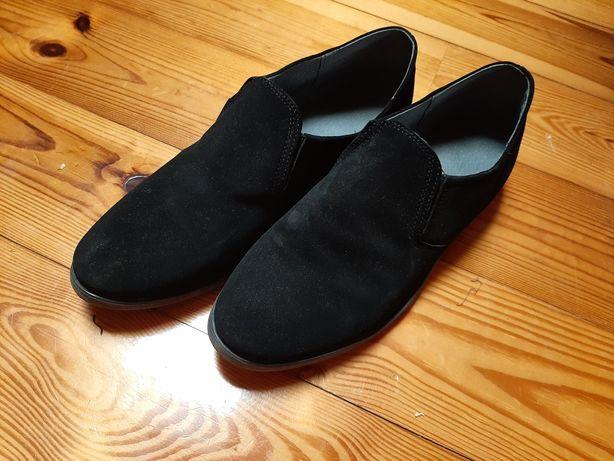 Czarne buty komunijne r. 37 Kornecki