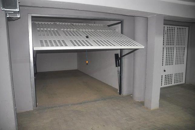 Garaz podziemny osiedle europejskie londynska na 9. Powierzchnia 16m2