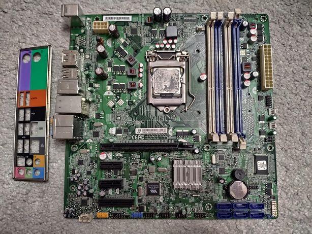 Материнська плата s1156 / I5-750 Foxconn P55M01A1 Acer Aspire M 7810