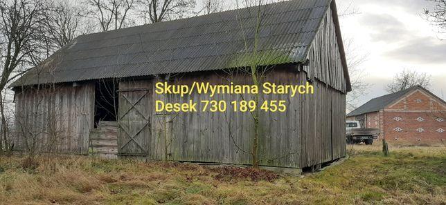 Stare deski stare drewno że stodoly