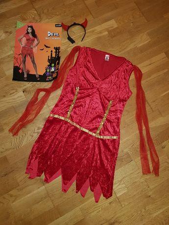 Карнавальный костюм/дьявол/хеллоуин/Halloween/р-р L