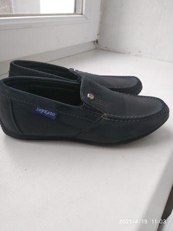 Продам туфли детские (на мальчика)