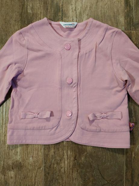 Marynarka żakiet bluza firmy Coccodrillo 116/122 bawełniana