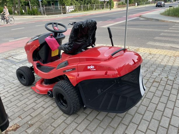 Solo traktor kosiarka ogrodowa Traktor SOLO BY AL-KO T13-93.7 HD,