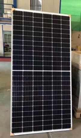 Сонячні панелі Risen 450 Вт для сонячної електростанції