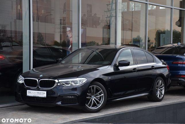 BMW Seria 5 G30, 520d xDrive, M Pakiet, BMW Premium Selection