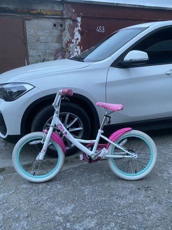 """Детский велосипед Pride Mia 16"""""""