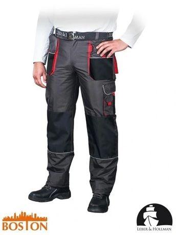 Nowe Spodnie Robocze Ocieplane BOSTON XL Leber Hollman