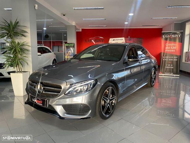 Mercedes-Benz C 180 d AMG Line