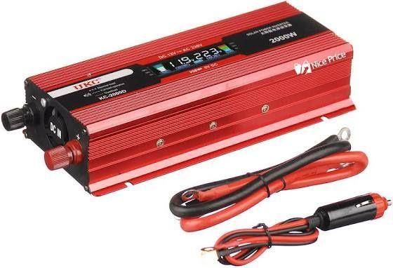 Преобразователь тока, инвертор 12-220v