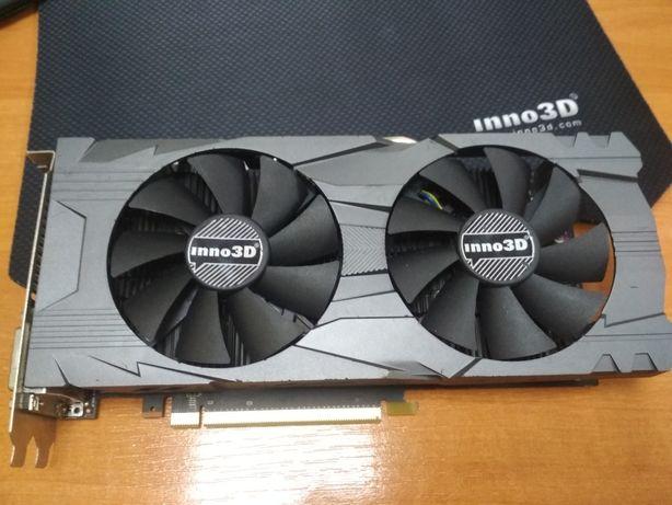 Видеокарта GTX 1060 3gb inno3D