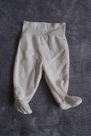 spodnie zimowe np. na chcrzest marki H&M