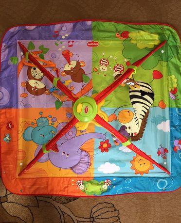 Игровой коврик сафари Fisher Price