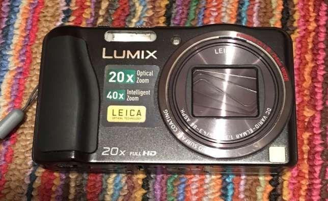 Aparat cyfrowy Panasonic LUMIX 14,1 Megapikseli