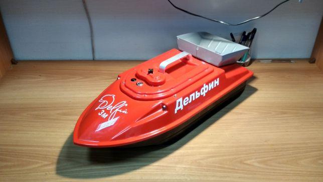 Кораблик для прикормки Дельфин 3м
