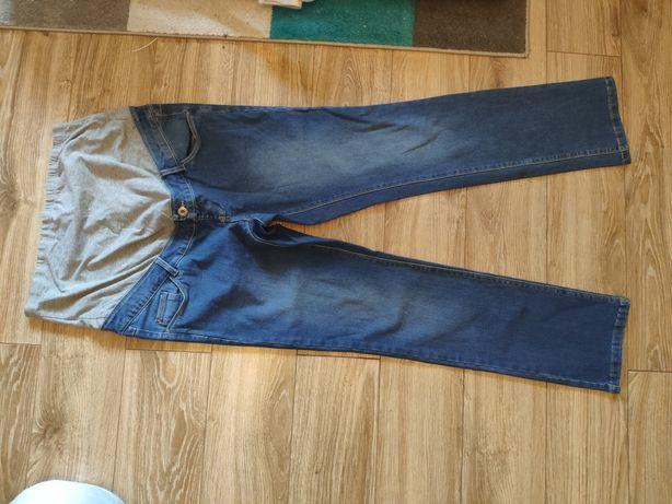 Spodnie jeansy ciążowe c and a rozmiar 40