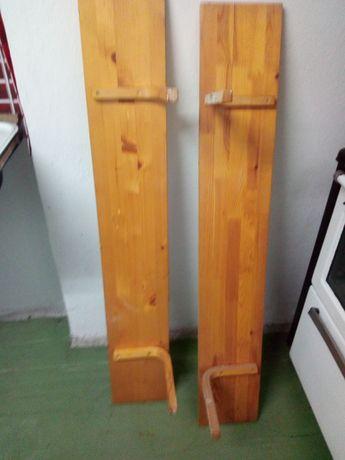 Sprzedam polki drewniane wiszace
