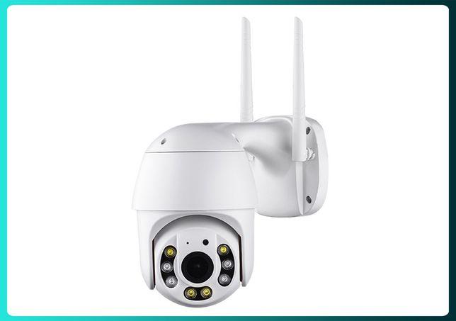 2МП ПОВОРОТНАЯ УЛИЧНАЯ IP WiFi СМАРТ камера camera FullHd 1080 IP66