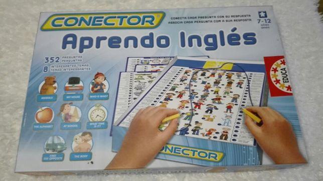 Jogos Educa aprendo Inglês