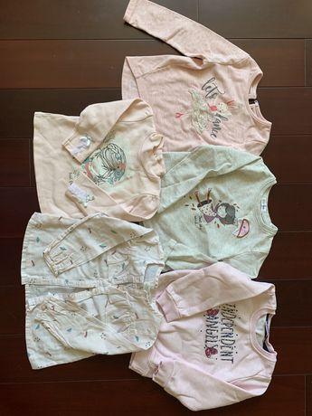 Кофточки для девочки 86-98 р