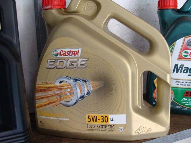 Castrol Edge 5W30 4L Płock wymiana oleju kup i wymień tanio w Opondex