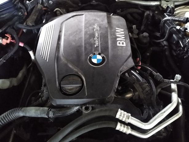 BMW F20 F21 F30 F31 F32 F10 F11 X3 F25 silnik motor 2.0D B47D20A 190KM