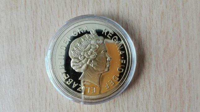 Sprzedam Szkocką monetę okolicznościową 10£