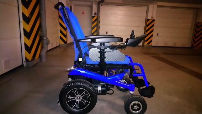 Wózek inwalidzki elektryczny ROCKET