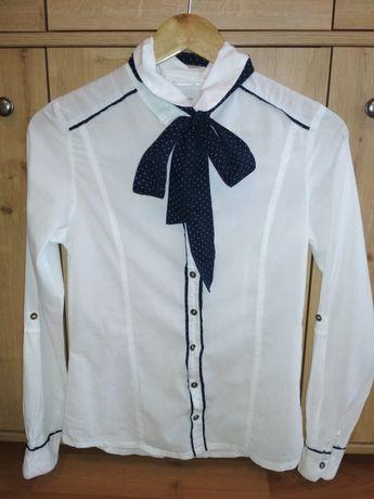 Koszula damska RESERVED z odpinanym wiązaniem rozmiar 36 stan bdb