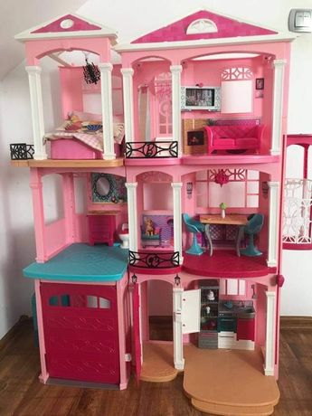 Domek Barbie Dream Hause