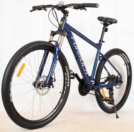 Rower górski 27,5 SHIMANO ALU 2 X tarcze amortyzator