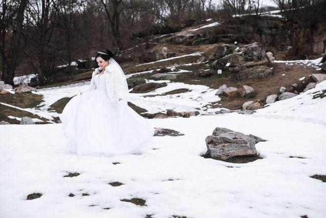Весільна сукня/Свадебное платье