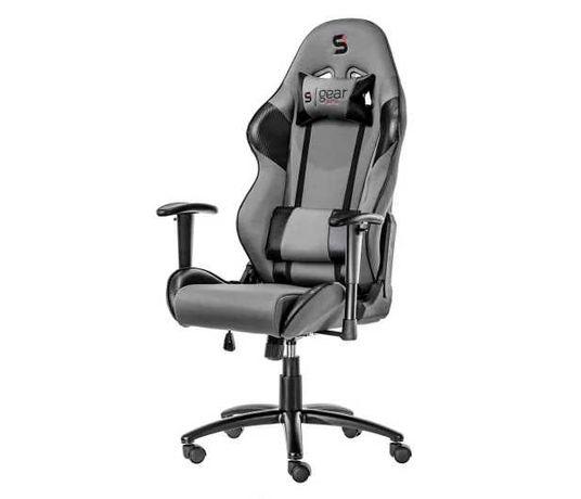 Fotel SPC Gear SR300F gamingowy dla gracza WYGODNY
