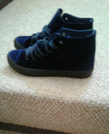 Модные ботиночки-кеды